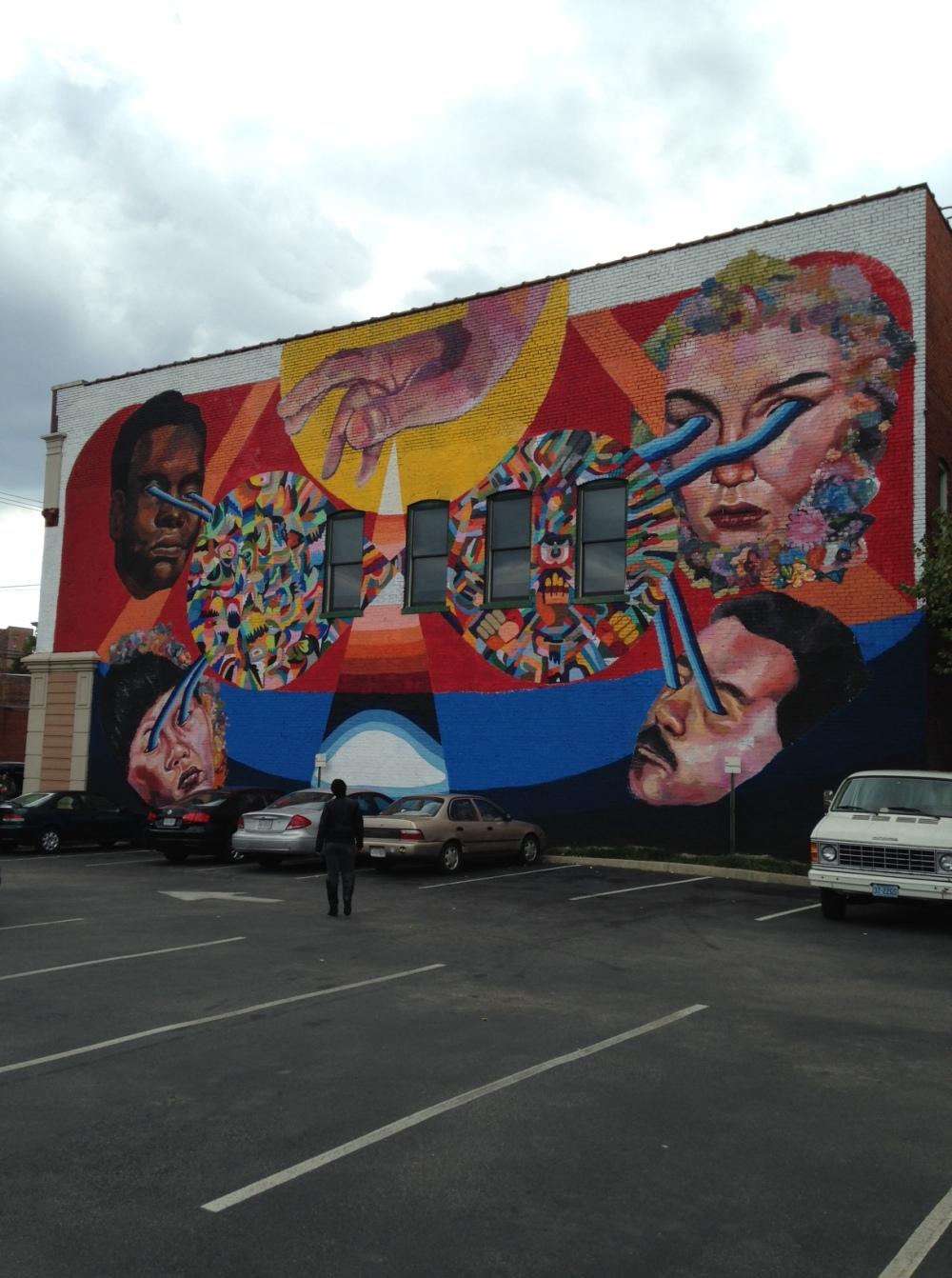 534 mural