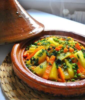 Tagine Berber Vegetarian